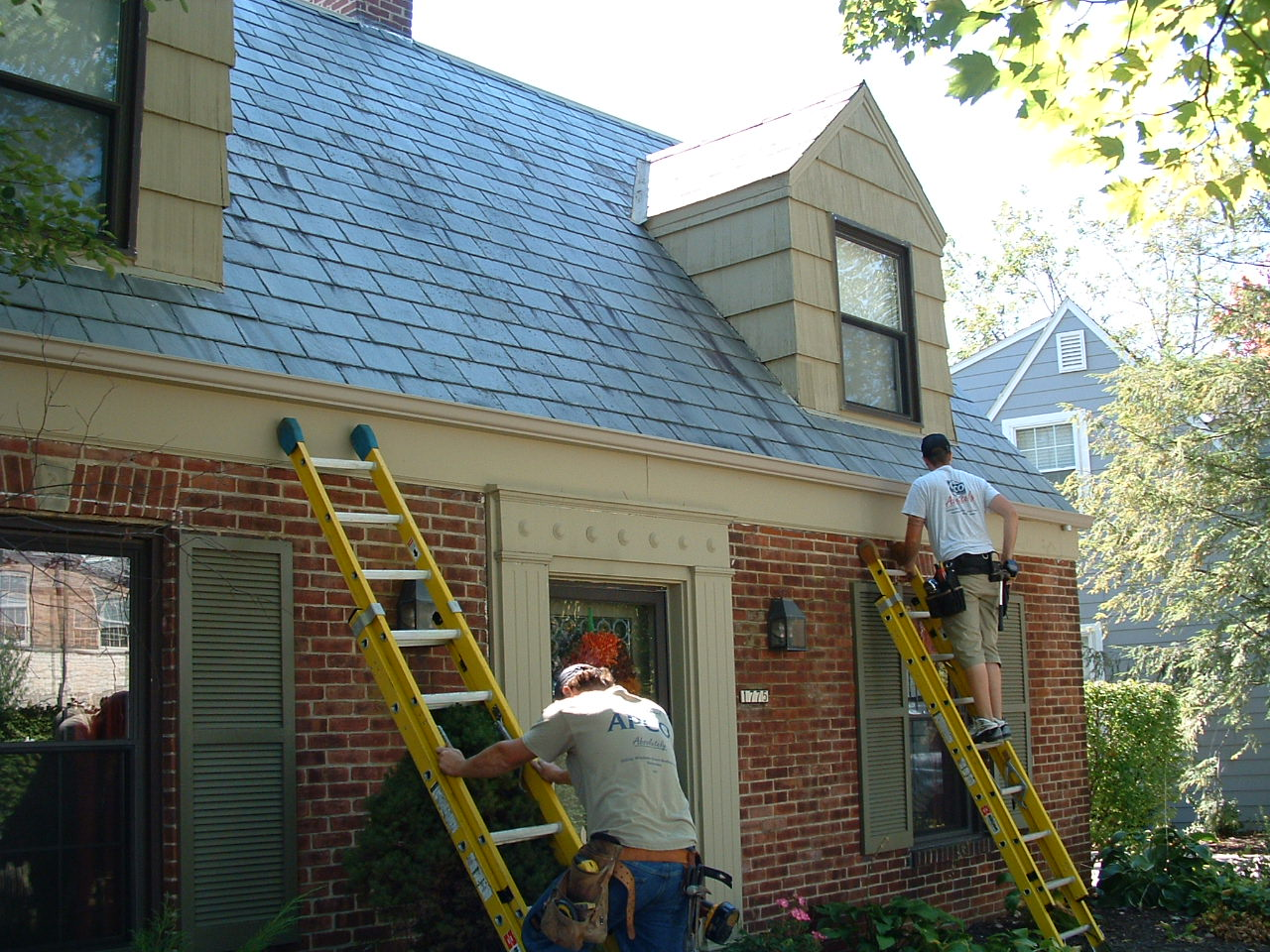 gutter repair and gutter replacement in columbus, ohio